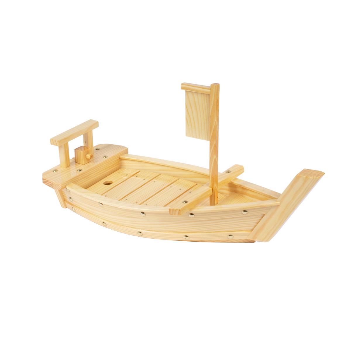 Сделать с ребенком корабль из дерева